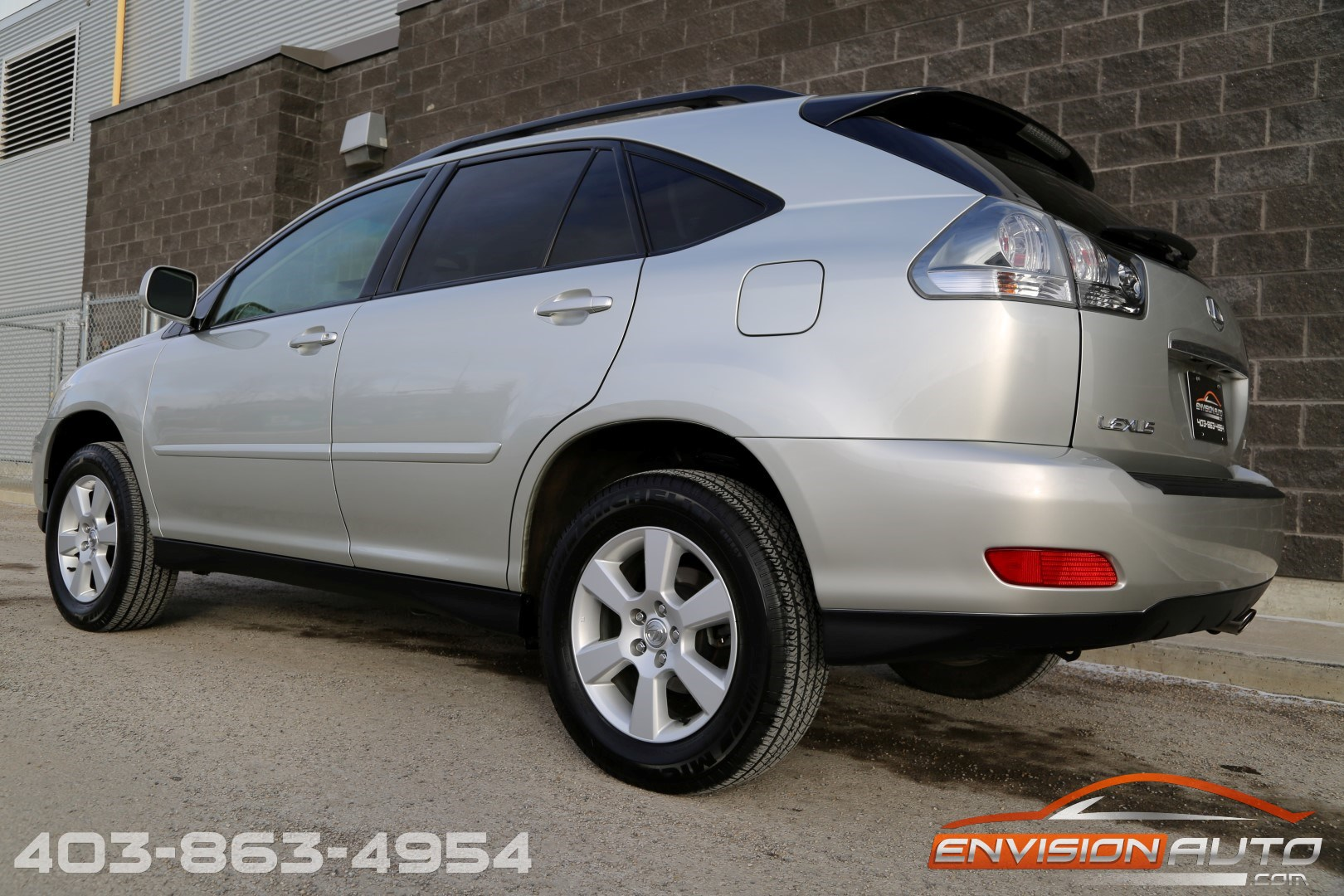 2005 lexus rx330 awd premium envision auto calgary highline luxury sports cars suv specialists. Black Bedroom Furniture Sets. Home Design Ideas