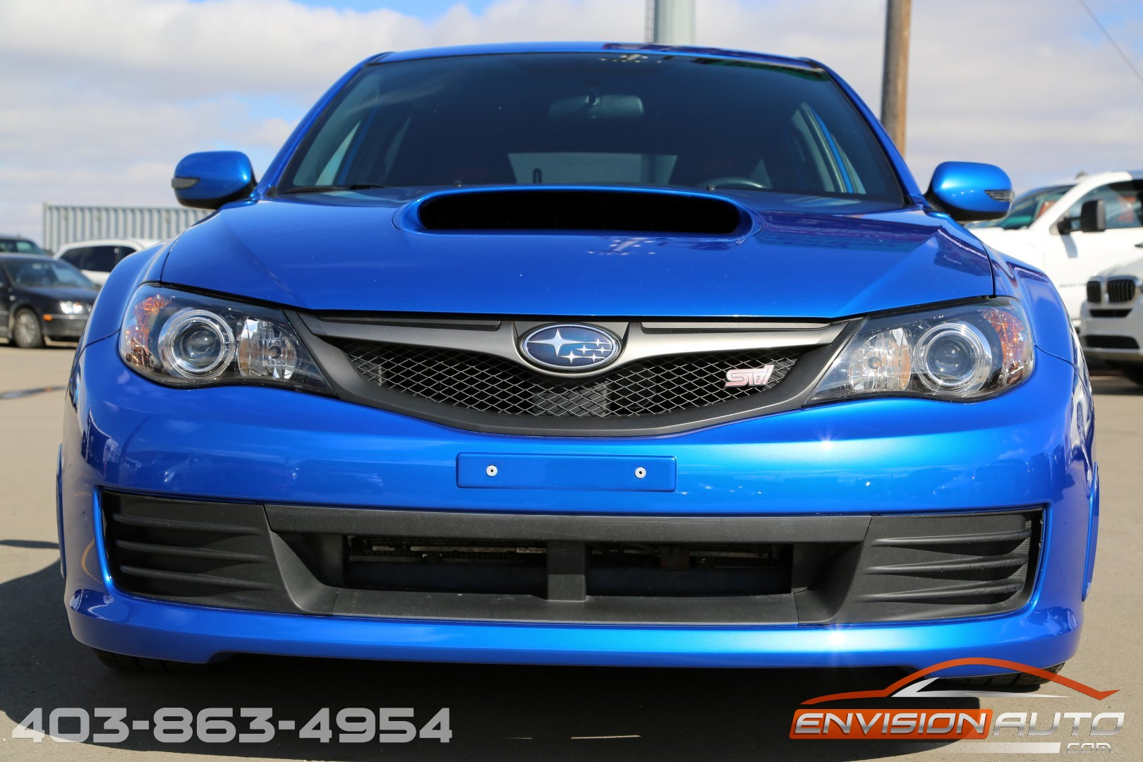 2010 subaru impreza wrx sti custom built engine only 90kms