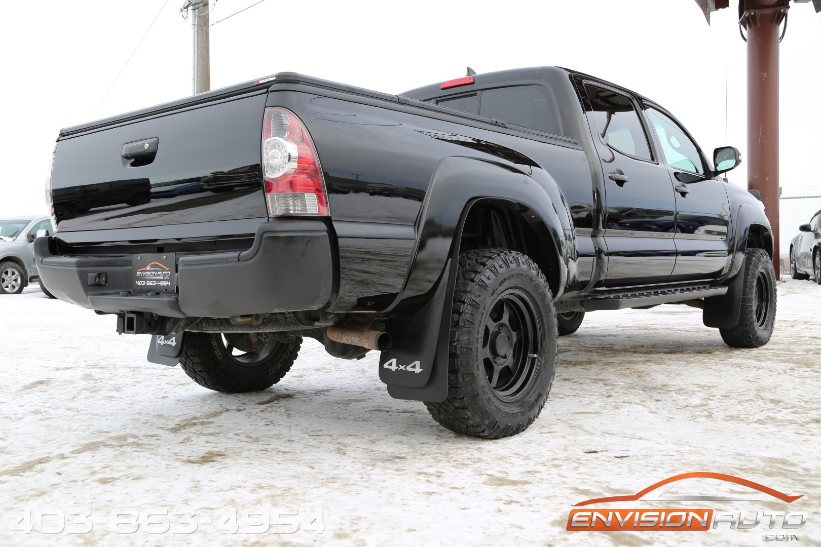 2013 toyota tacoma trd sport supercharged double cab long bed 4 4 envision auto calgary. Black Bedroom Furniture Sets. Home Design Ideas