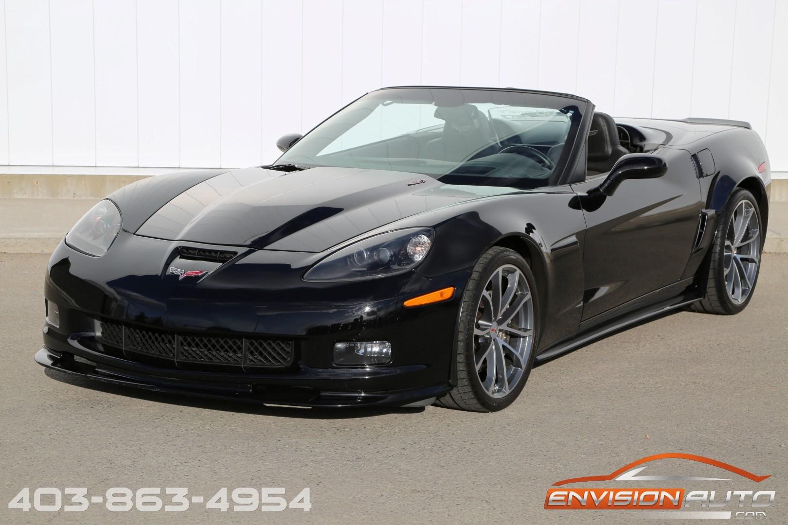 2013 chevrolet corvette 427 convertible 4lt ls7 7 0l v8 505hp envision auto. Black Bedroom Furniture Sets. Home Design Ideas