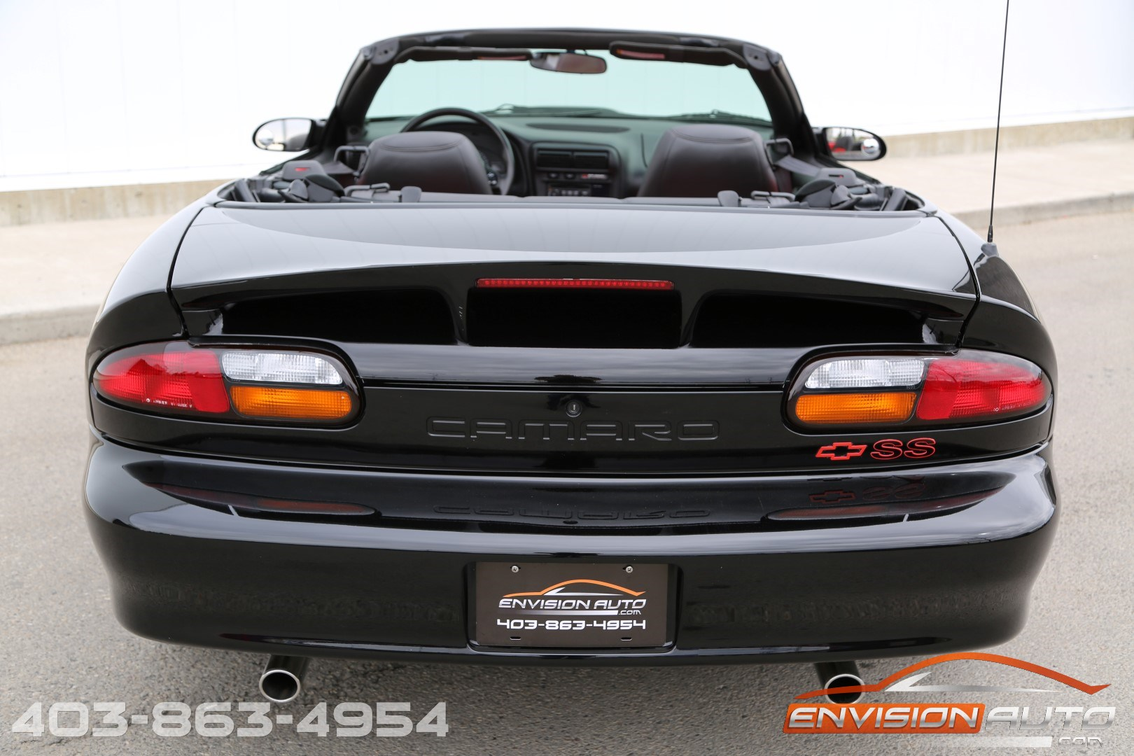 2002 chevrolet camaro z28 ss convertible 35th anniversary. Cars Review. Best American Auto & Cars Review