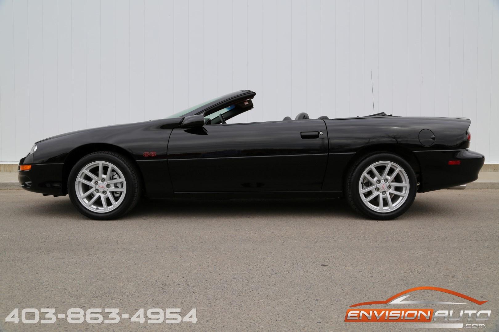2002 Chevrolet Camaro Z28 SS Convertible 35th