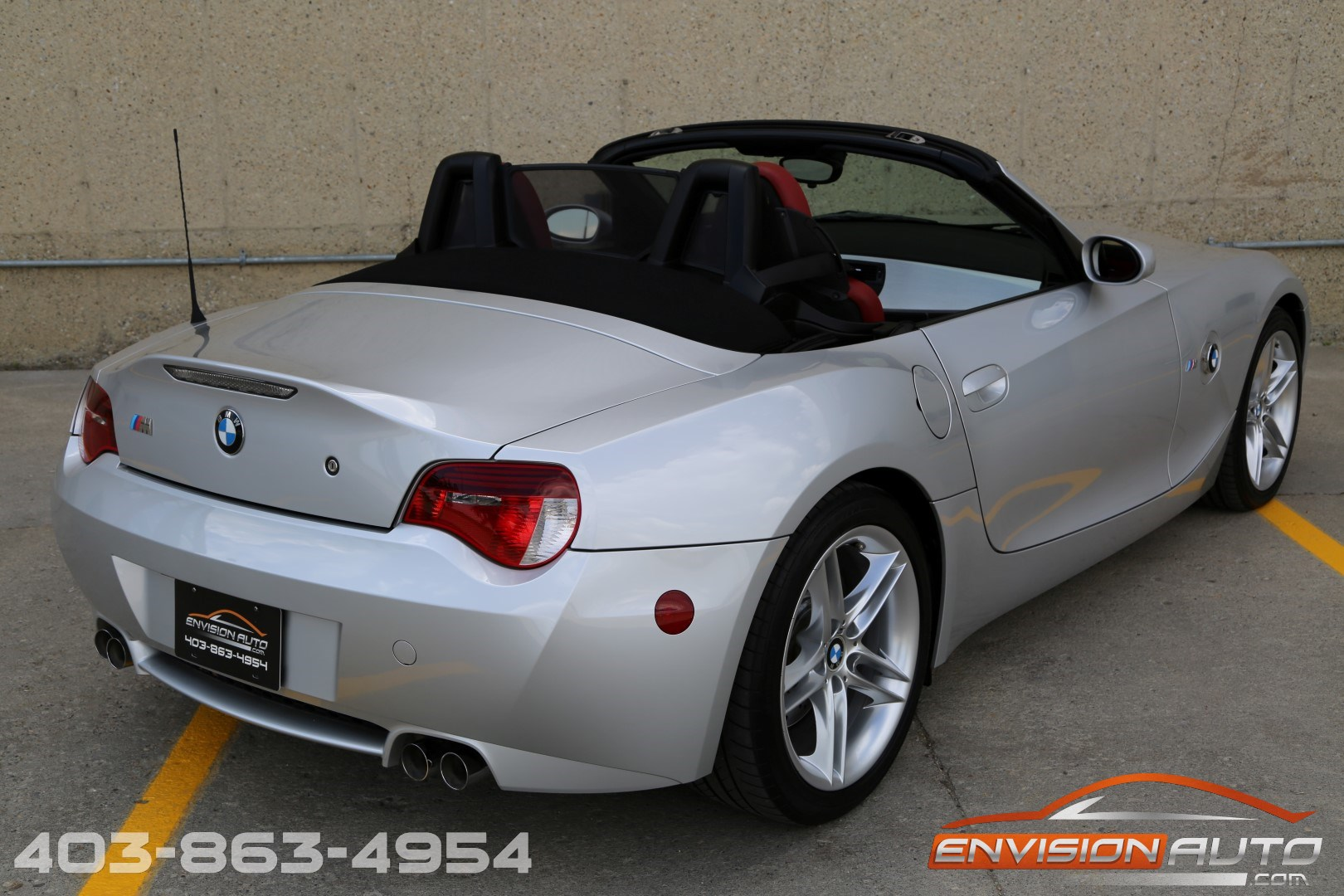 2006 bmw z4m 6 speed m roadster envision auto 2011 Chevrolet Corvette Convertible 2011 Chevrolet Corvette Convertible