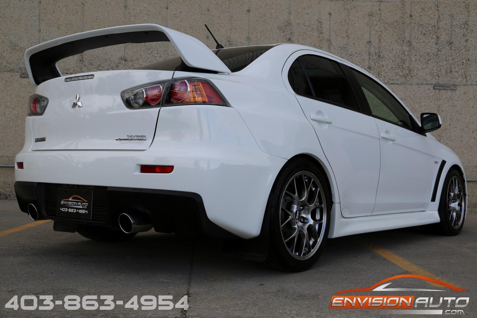 Mitsubishi Lancer Evolution Evo X Gsr Ja W Fv Au