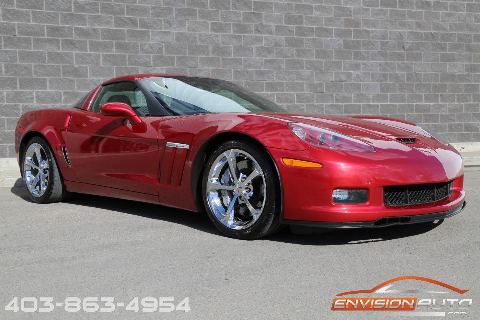 2012 Chevrolet Corvette Grand Sport 3LT Mag Ride 1G1YS2DW3C5110029 18 - 2012 Chevrolet Corvette Grand Sport Coupe 4lt