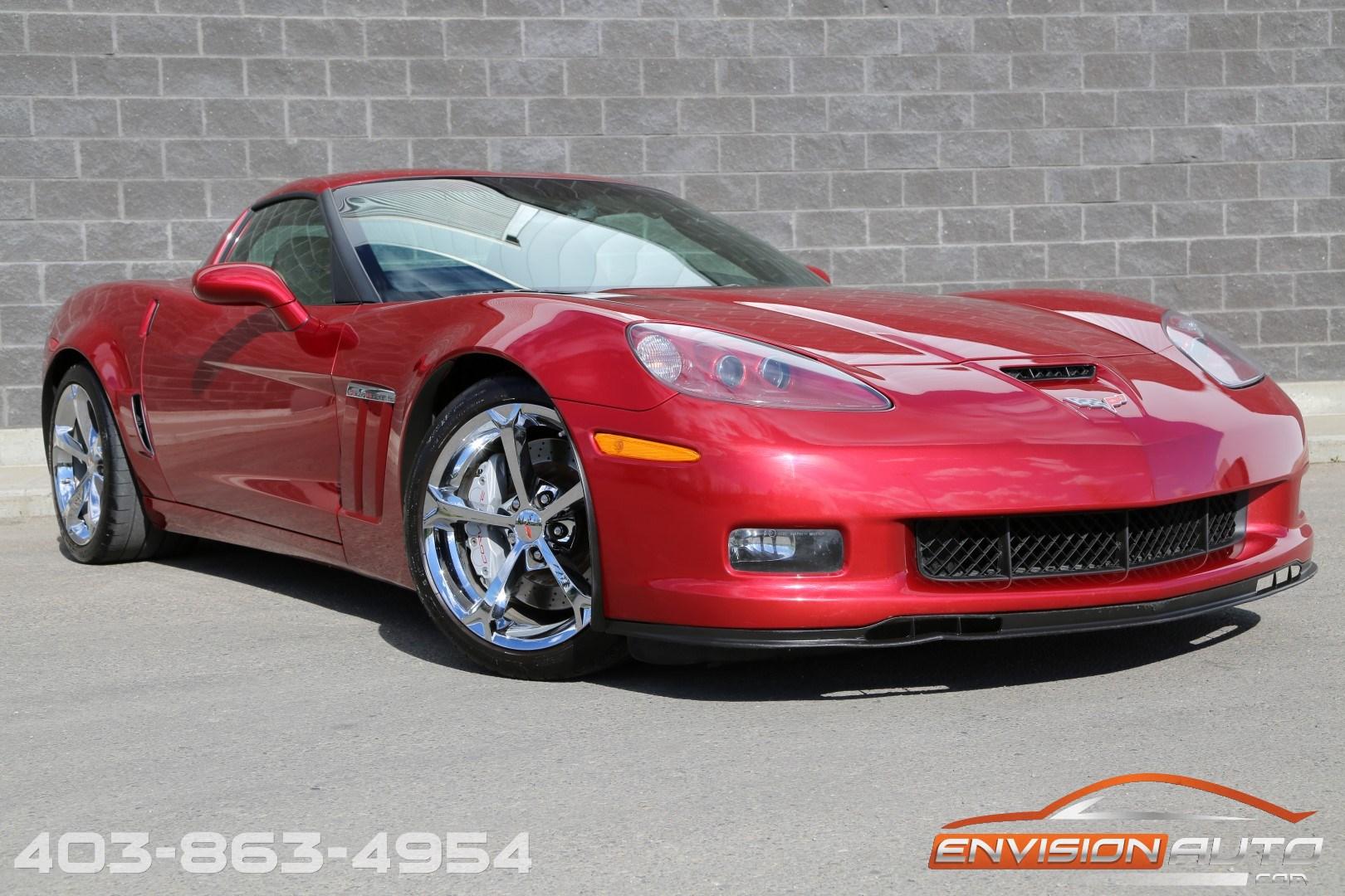 2012 Chevrolet Corvette Grand Sport 3LT Mag Ride 1G1YS2DW3C5110029 23 - 2012 Chevrolet Corvette Coupe 4lt At