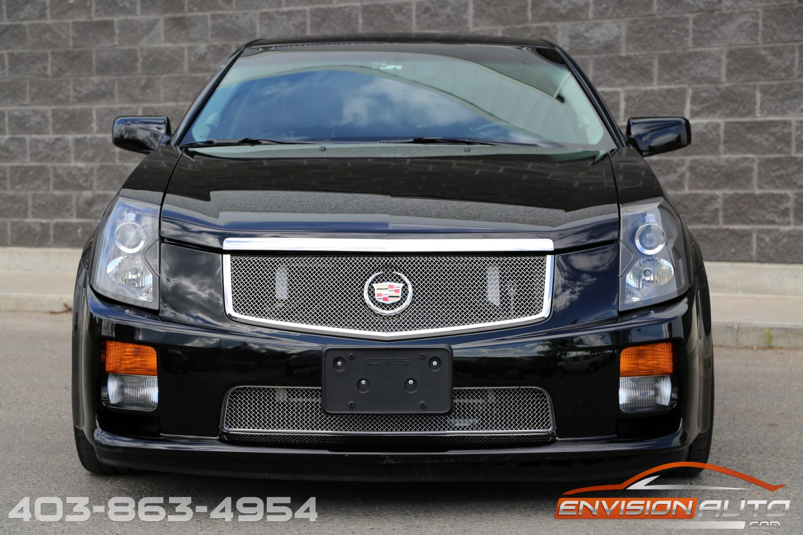 2005 cadillac cts v sedan 6 speed manual 470 rwhp envision auto. Black Bedroom Furniture Sets. Home Design Ideas