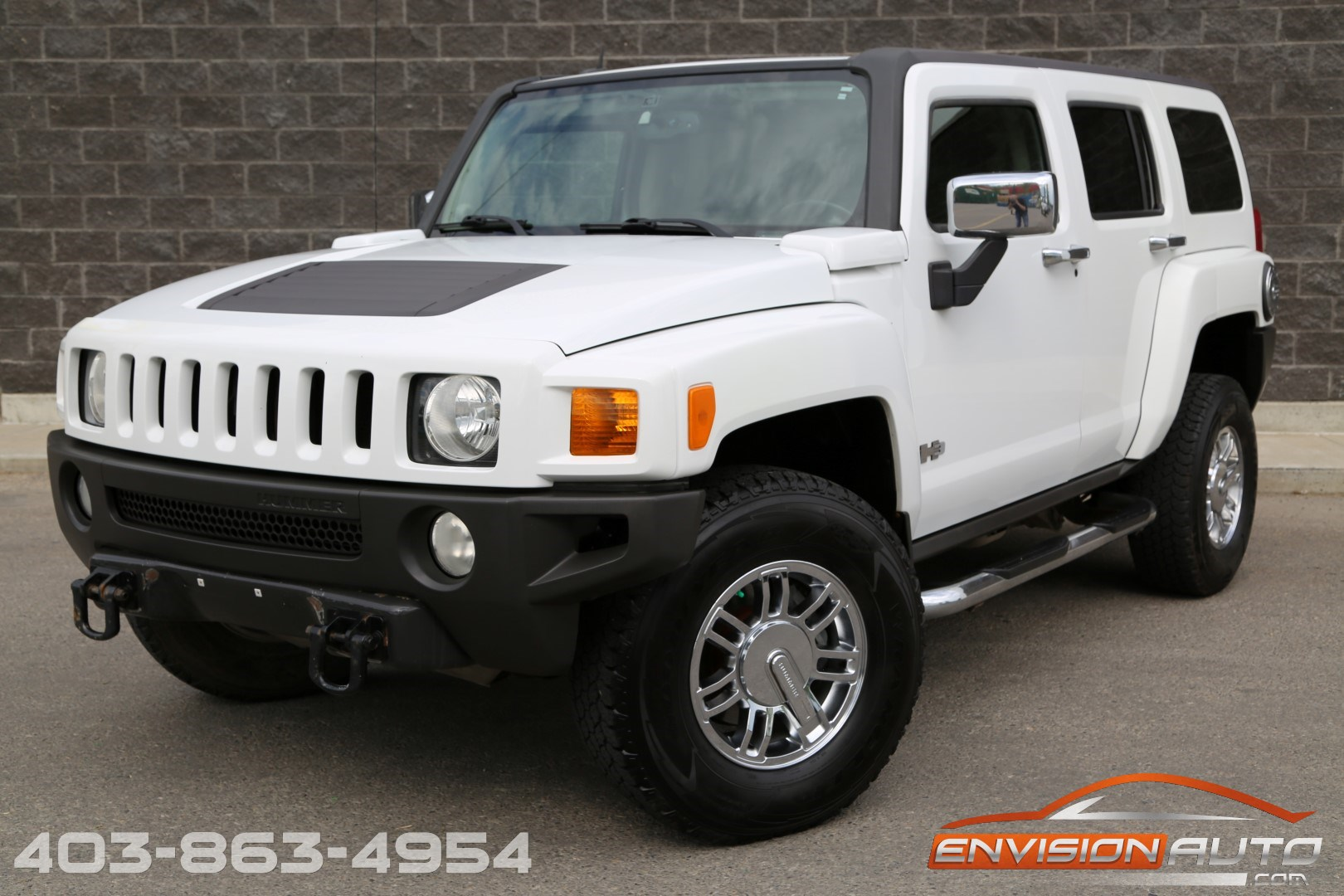 2007 h3 hummer suv luxury edition envision auto calgary 2007 h3 hummer suv luxury edition vanachro Images