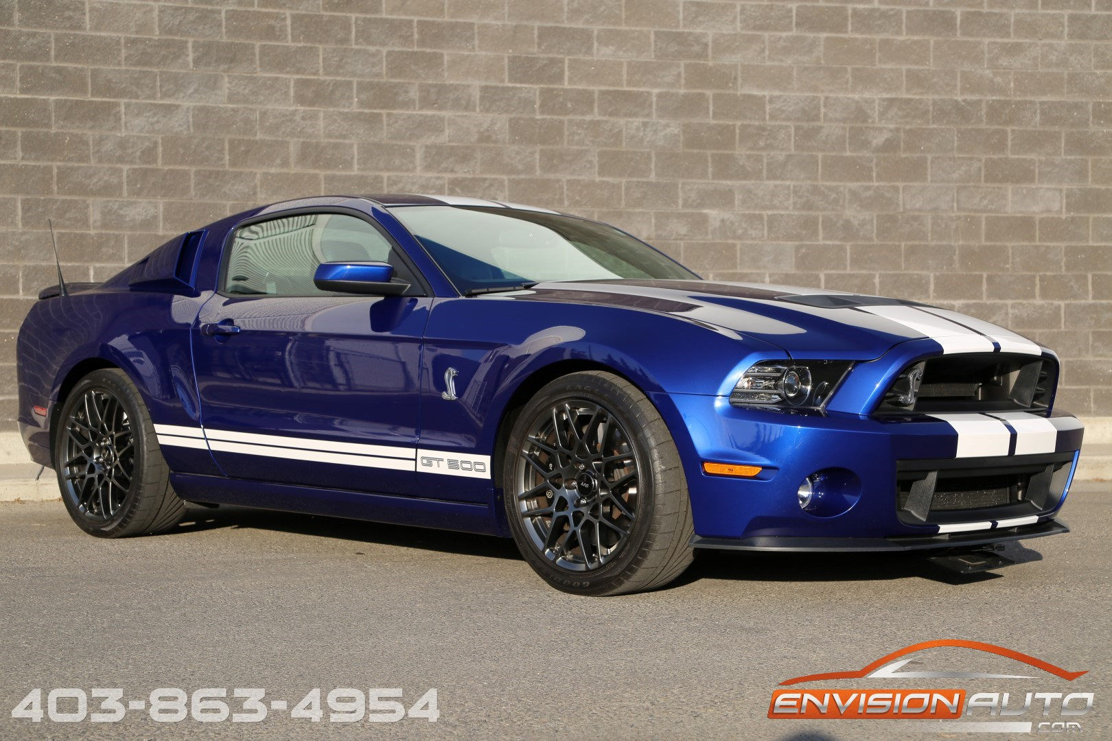2014 ford mustang shelby gt500 1 owner only 19 000kms envision auto calgary highline luxury. Black Bedroom Furniture Sets. Home Design Ideas