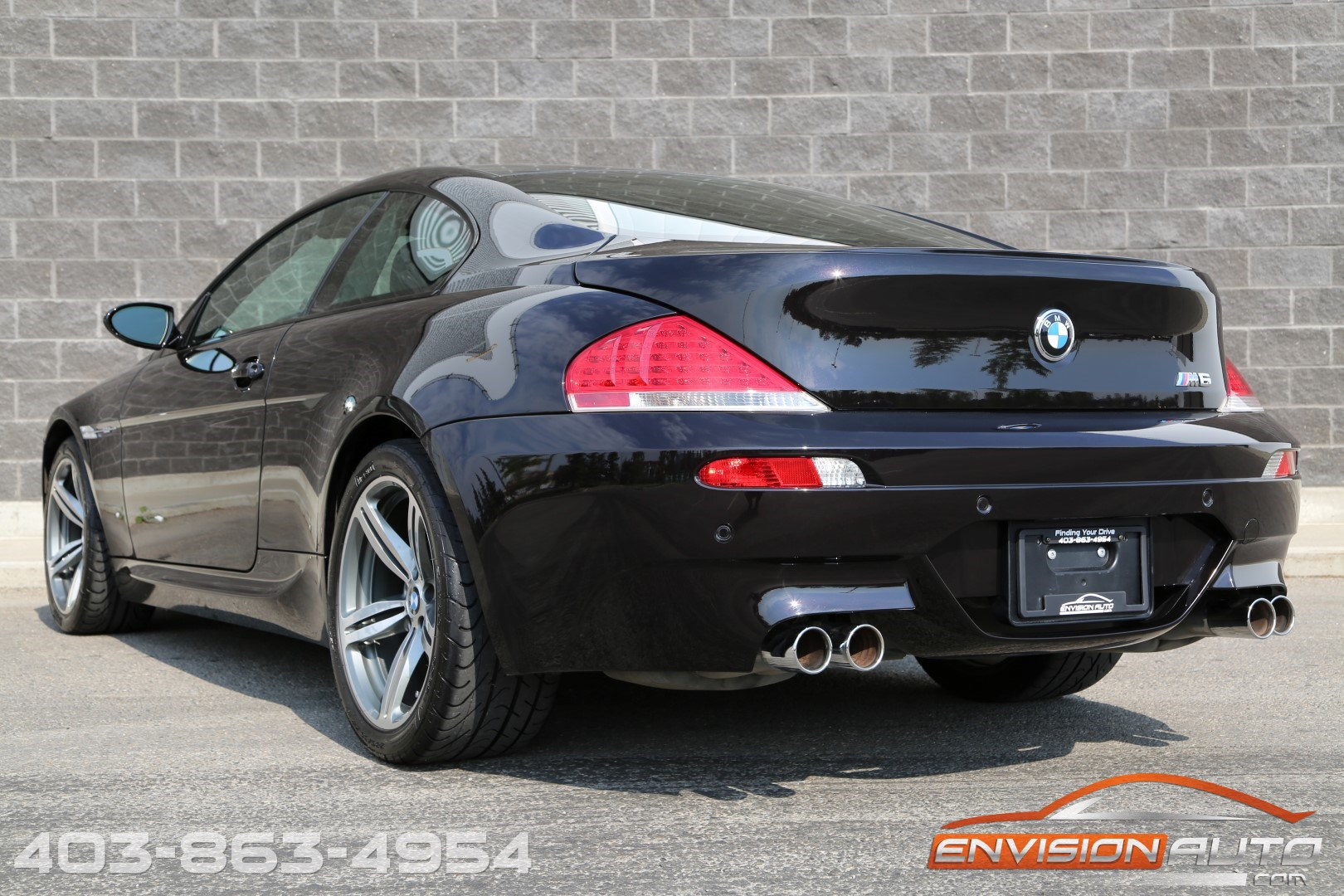 2006 bmw m6 individual full service history only 71k kms. Black Bedroom Furniture Sets. Home Design Ideas