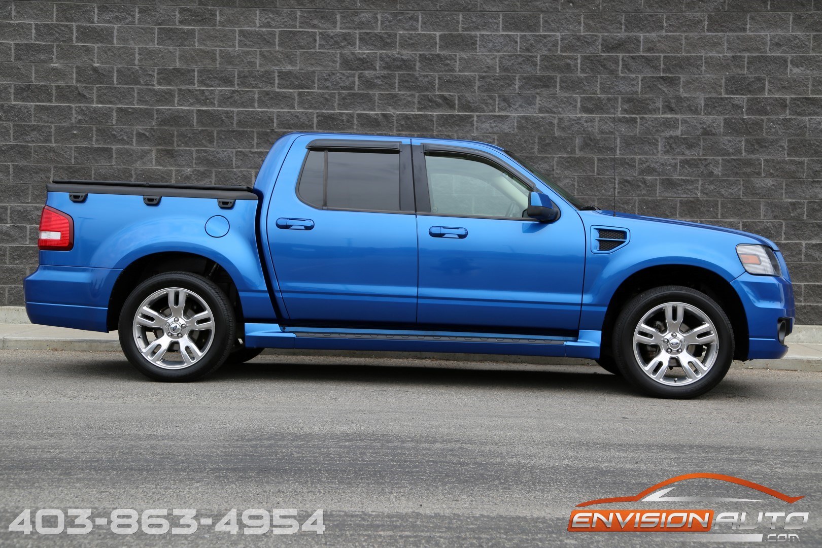 2010 Ford Sport Trac Adrenalin Awd One Owner Envision