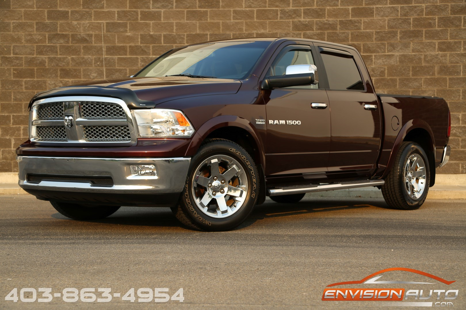 2012 dodge ram 1500 crew cab laramie 4 4 envision auto calgary highline luxury sports cars - Crew cab dodge ram ...