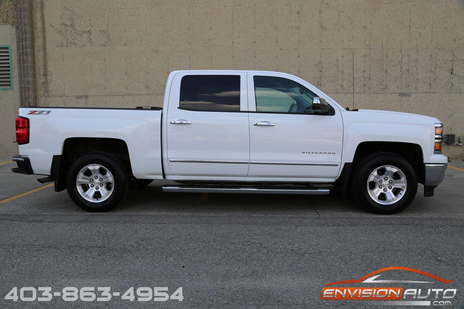 2014 Chevrolet Silverado 1500 LTZ Z71 \ LPG PROPANE DUAL ...