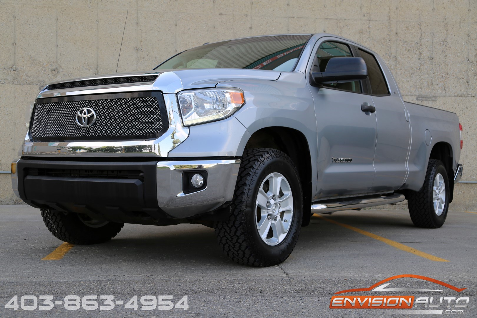 2014 toyota tundra double cab sr5 4 6l v8 one owner clean history envision auto. Black Bedroom Furniture Sets. Home Design Ideas