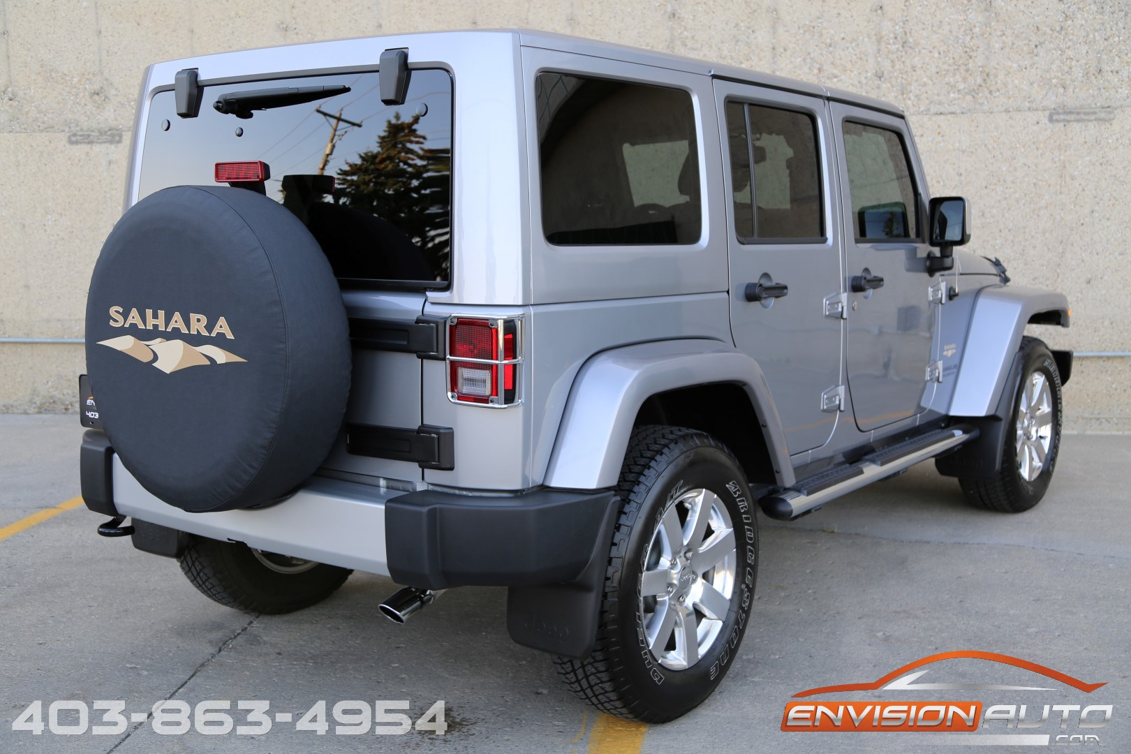 2015 jeep wrangler unlimited sahara 1 owner 4 300kms mint envision auto. Black Bedroom Furniture Sets. Home Design Ideas
