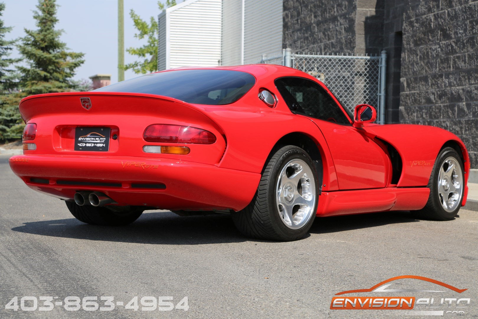 1997 dodge viper gts coupe local alberta car since new. Black Bedroom Furniture Sets. Home Design Ideas