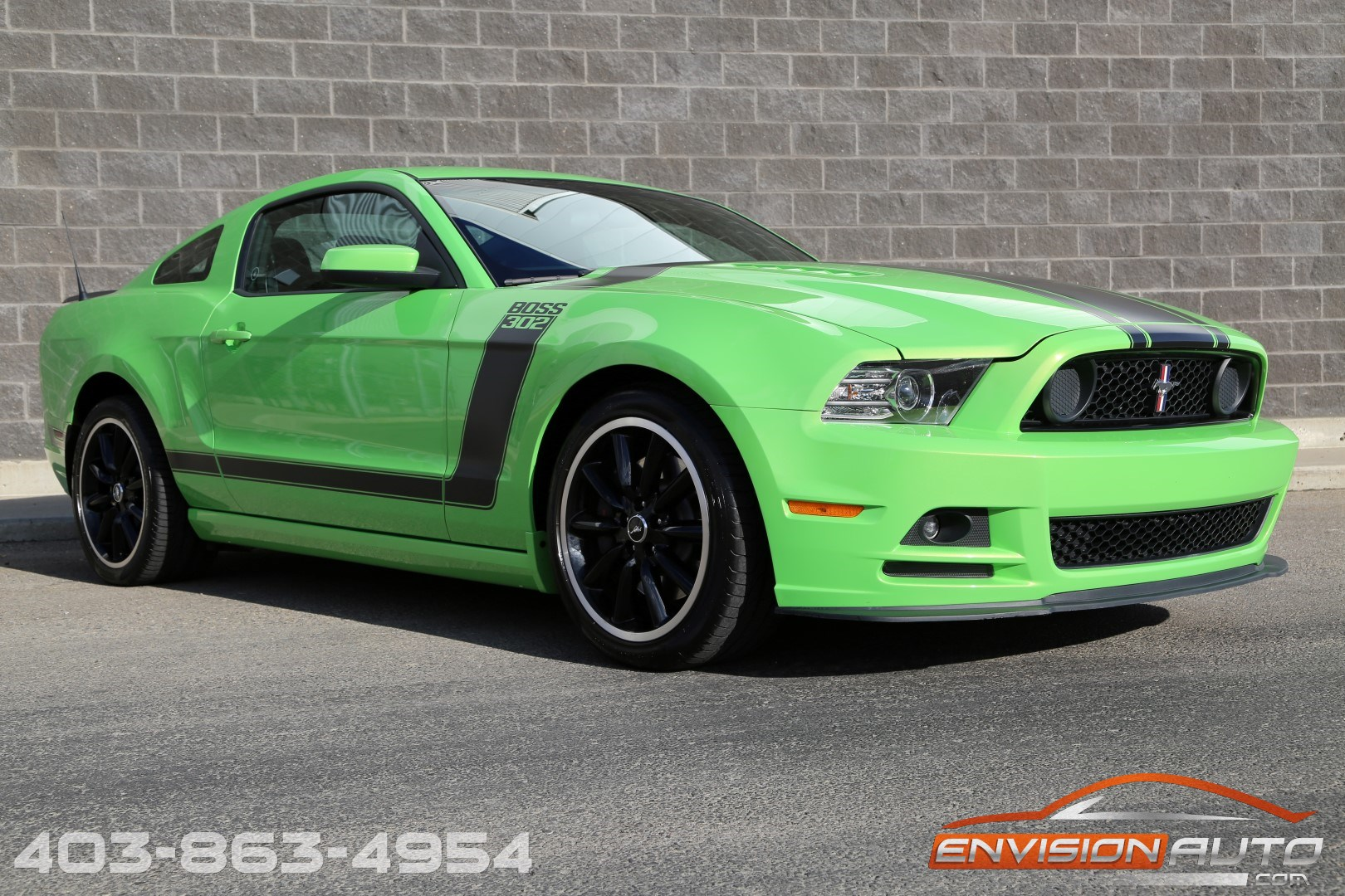 2013 Ford Mustang Boss 302 Red Track Key Enabled Envision Auto