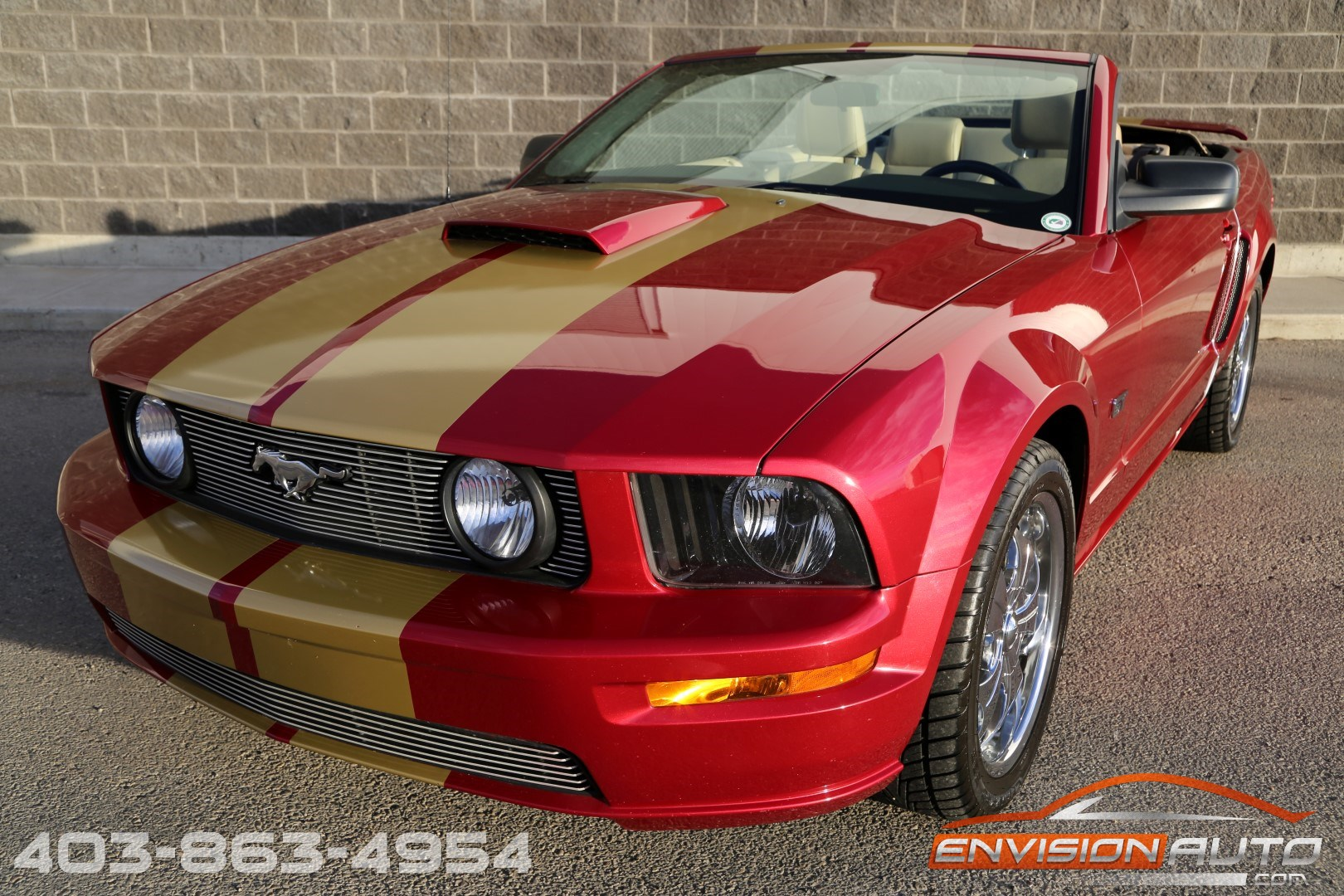 2006 ford mustang gt convertible 5 speed manual envision. Black Bedroom Furniture Sets. Home Design Ideas