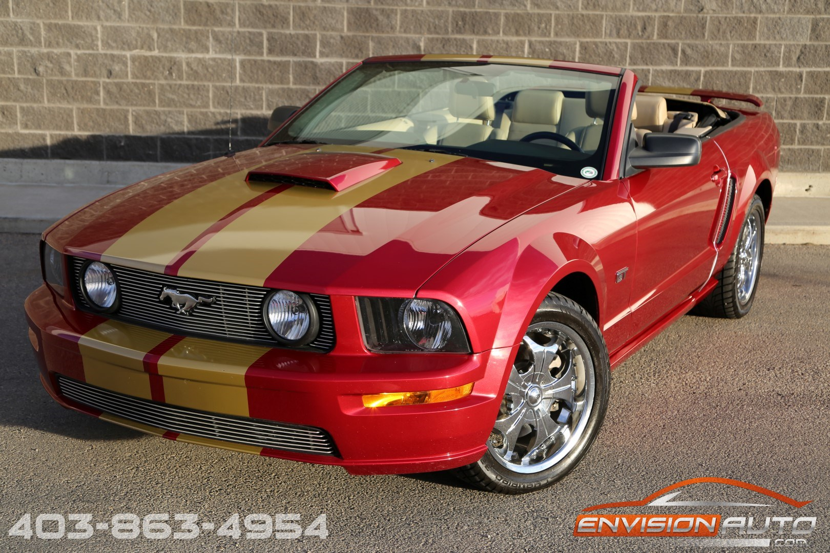 2006 Ford Mustang Gt Convertible 5 Speed Manual
