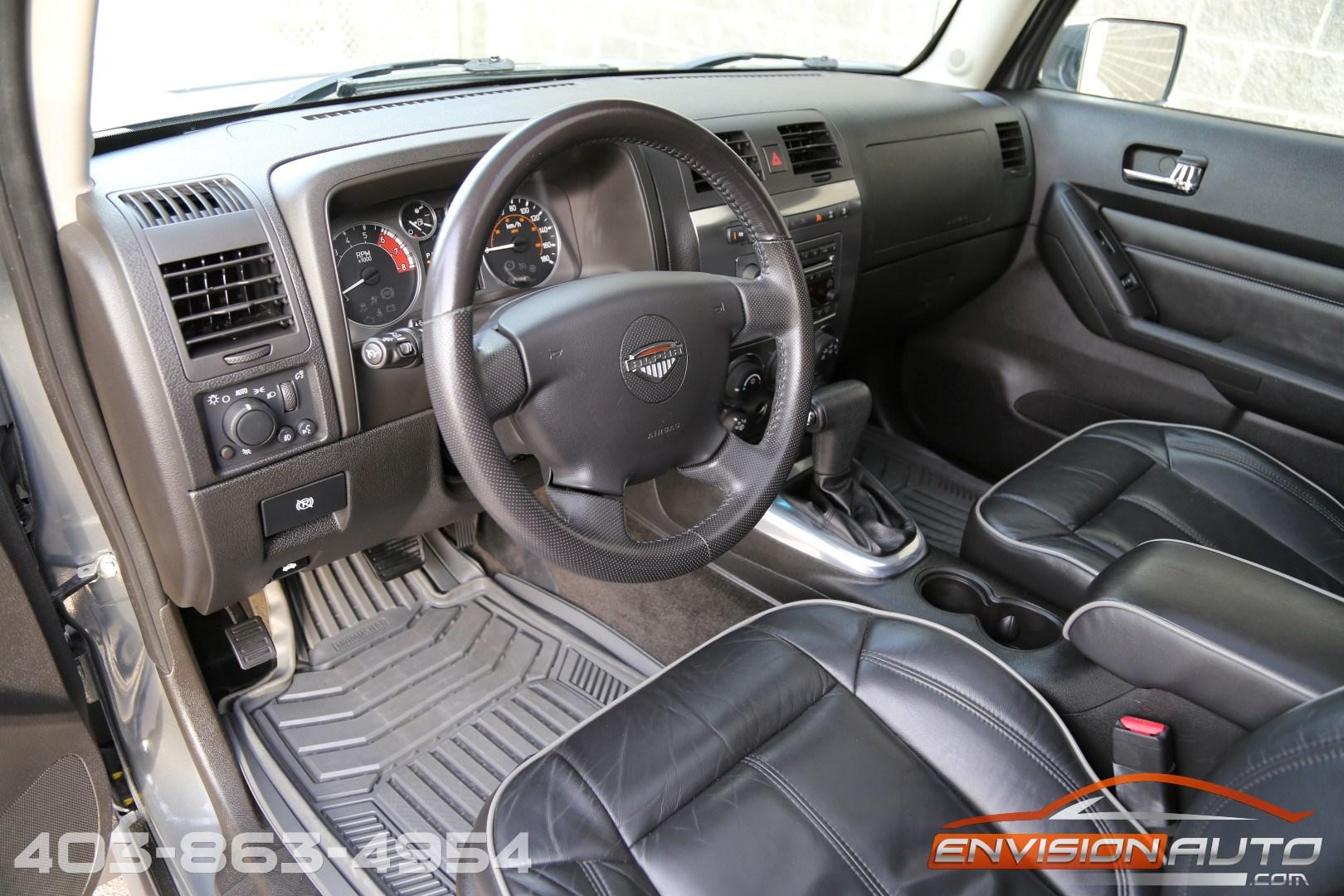 2008 H3 Hummer Suv Alpha W Offroad Amp Luxury Pkg