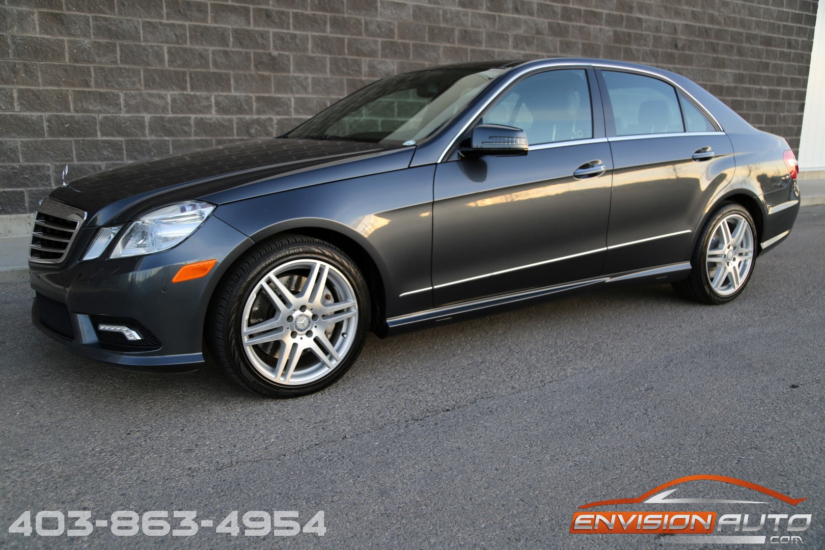 2010 mercedes benz e550 4matic spotless history envision for Mercedes benz e550 4matic