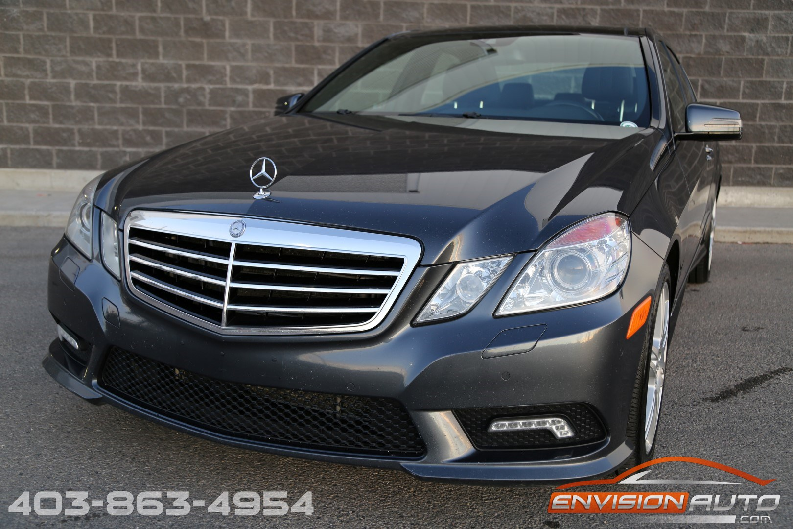 2010 mercedes benz e550 4matic spotless history envision for Mercedes benz car history