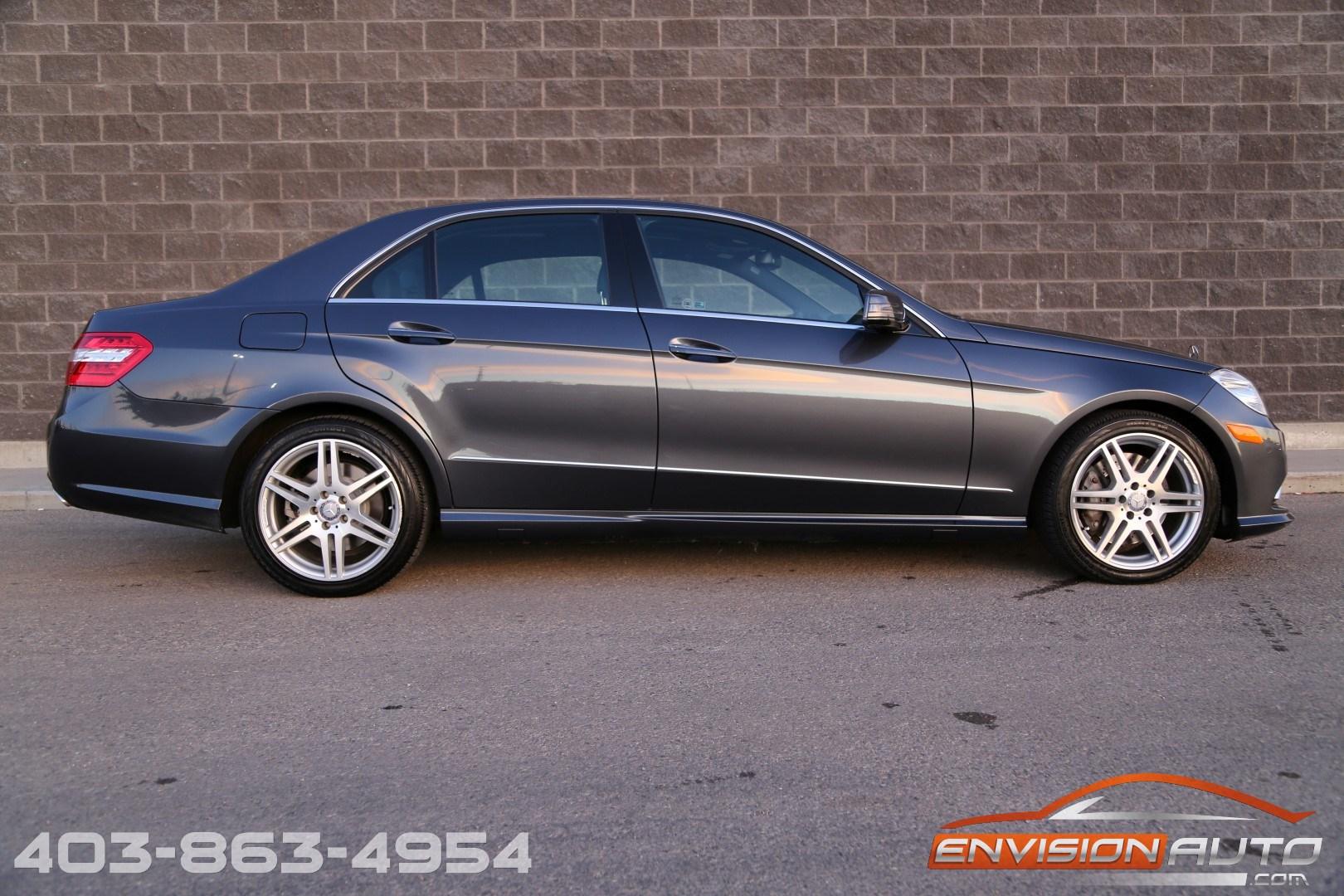 2010 mercedes benz e550 4matic spotless history envision for Mercedes benz e550 2010