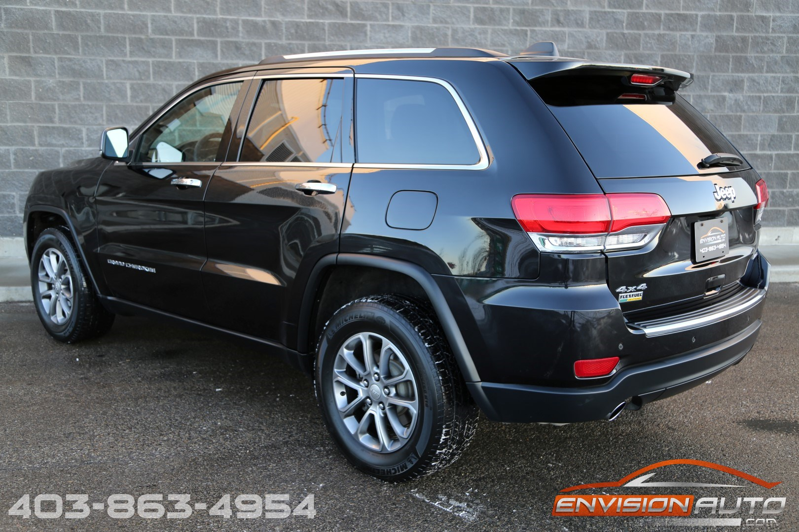2014 jeep grand cherokee limited 4 4 envision auto. Black Bedroom Furniture Sets. Home Design Ideas