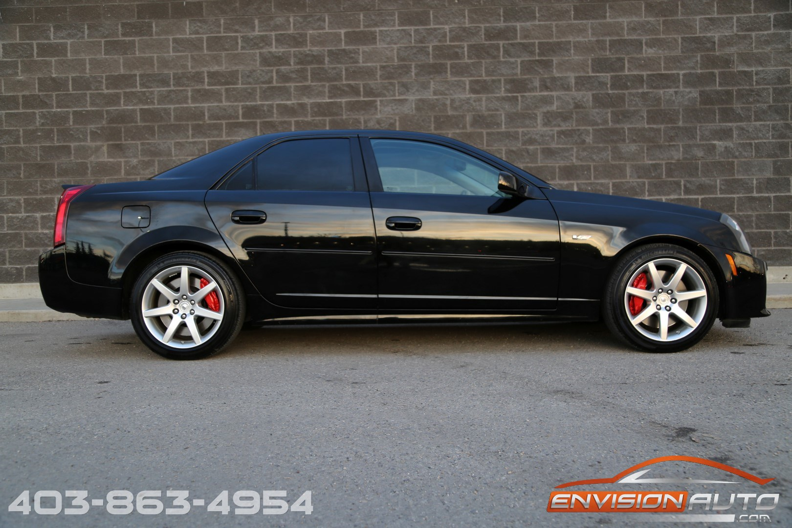 Low Down Payment Car Insurance >> 2005 Cadillac CTS-V SEDAN \ RARE 6 SPEED MANUAL \ ONLY 91,700KMS - Envision Auto