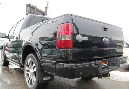 ford  harley davidson crew cab envision auto
