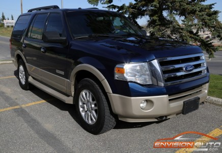 ford expedition wd eddie bauer edition  seater
