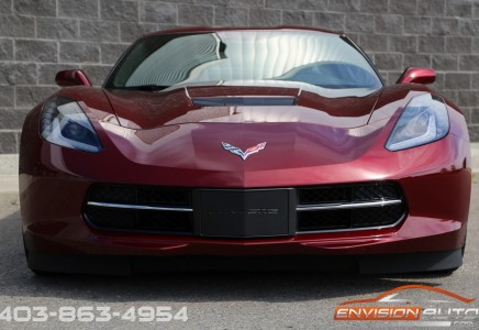 2019 Chevrolet Corvette Stingray Coupe 1lt Brand New