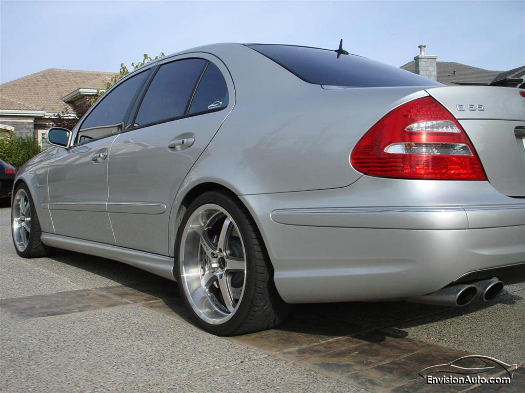 2003 Mercedes Benz E55 Amg Envision Auto