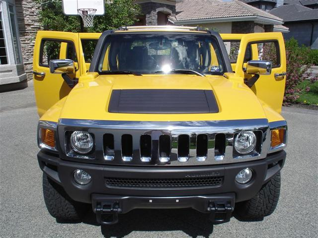 2006 H3 Hummer SUV Luxury Package - Envision Auto