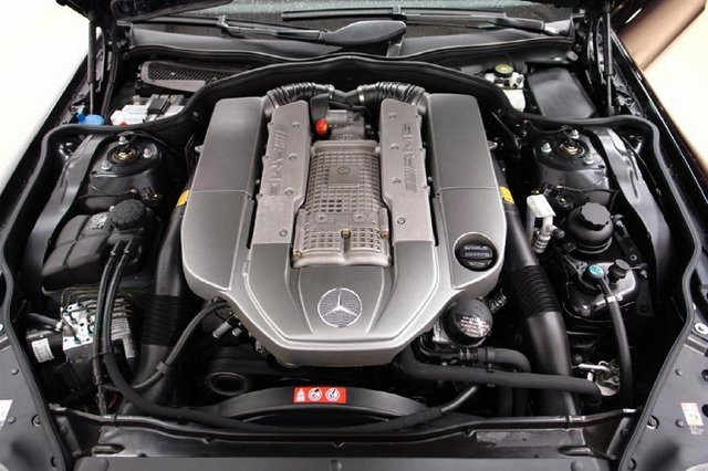 2006 sl55 amg w   performance package