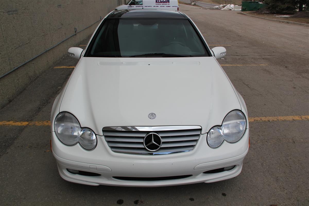 2003 Mercedes-Benz C230 Kompressor Hatchback - Envision Auto