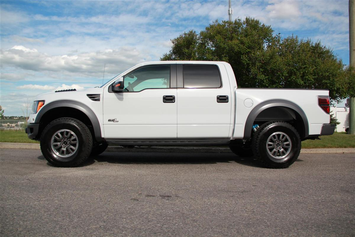 Ford Raptor Special Edition Crew Cab Stunning Since Launching As A 2011 F250 Wiring Diagram Navigation Affordable F Svt With
