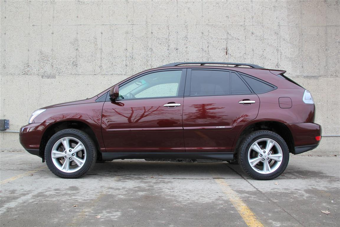 2008 Lexus Rx400h Hybrid Awd Ultra Luxury Image For