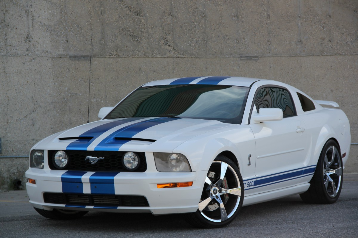 2005 Ford Mustang GT Supercharged Custom