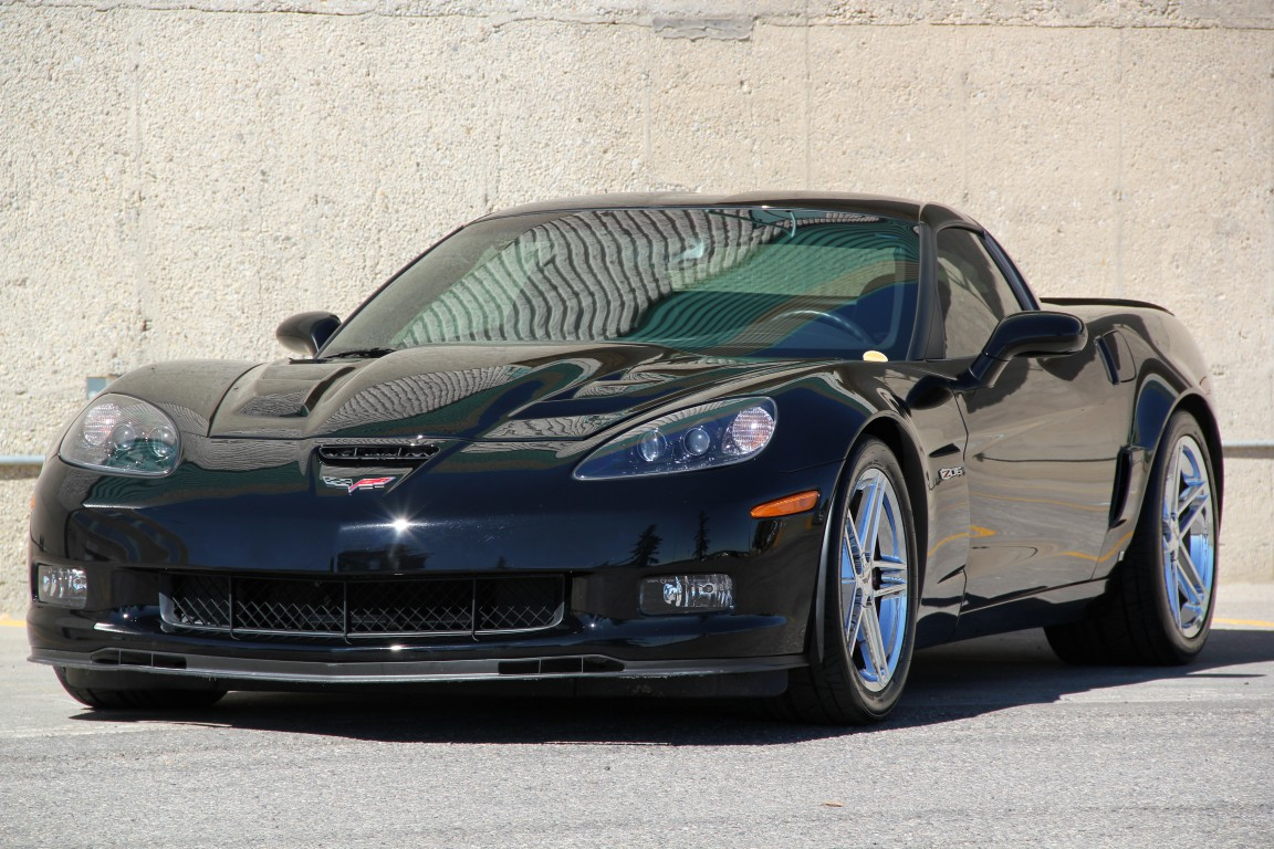 2008 Chevrolet Corvette Z06 Supercharged MTI Racing ...
