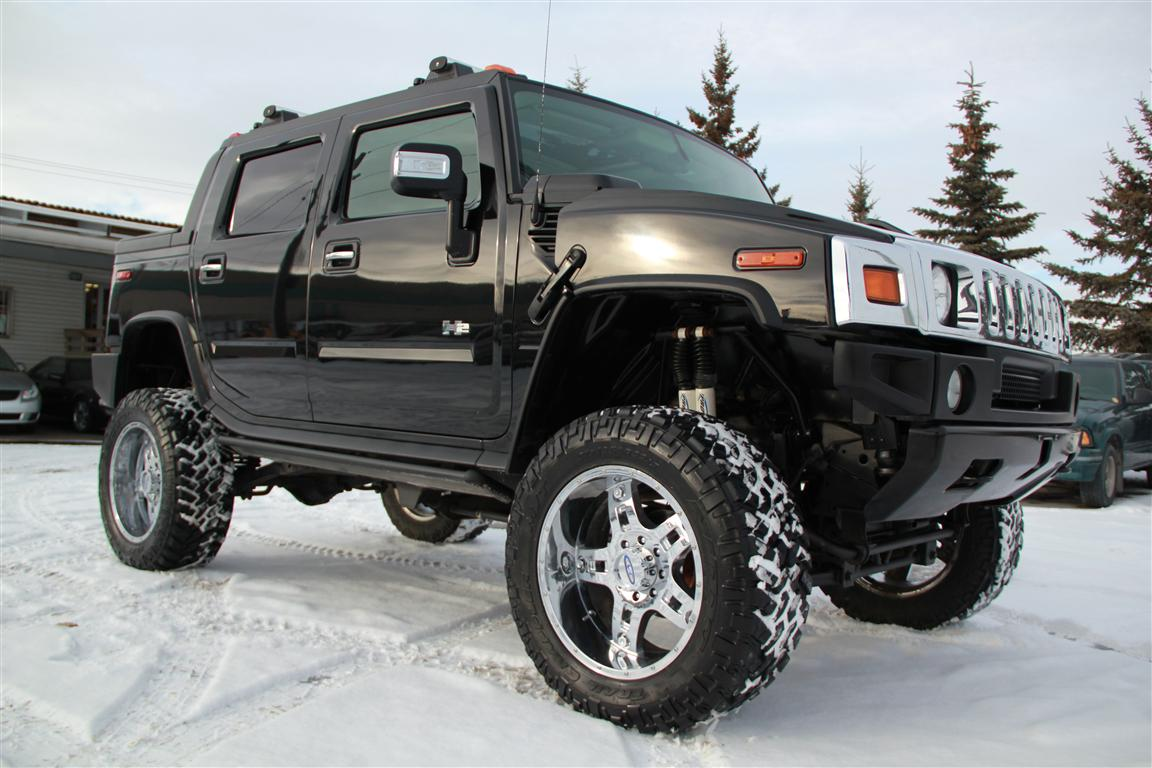 2005 Hummer H2 Sut Monster 9inch Lift 37in Tires Suv