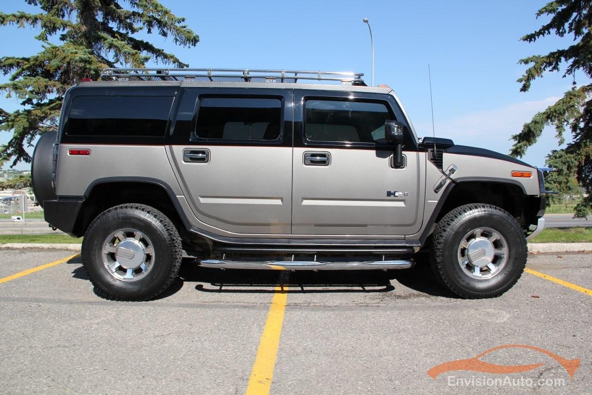 Custom Vehicle Roof : H hummer luxury pkg custom suv envision auto