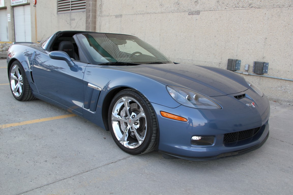 2011 Chevrolet Corvette Grand Sport Coupe 3lt