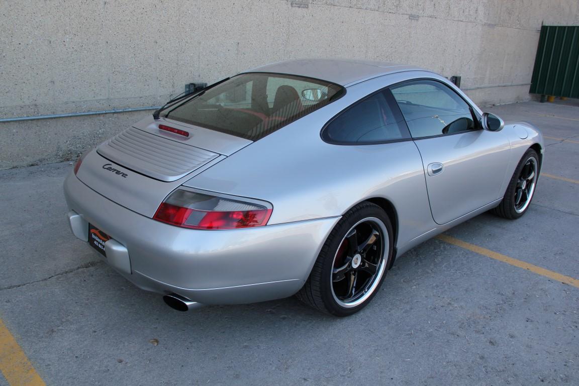 1999 Porsche Carrera 2 Coupe Envision Auto