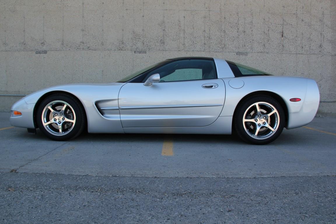 Corvette chevy corvette 2003 : 2003 Chevrolet Corvette Coupe – 50th Anniversary Ed. | Envision ...