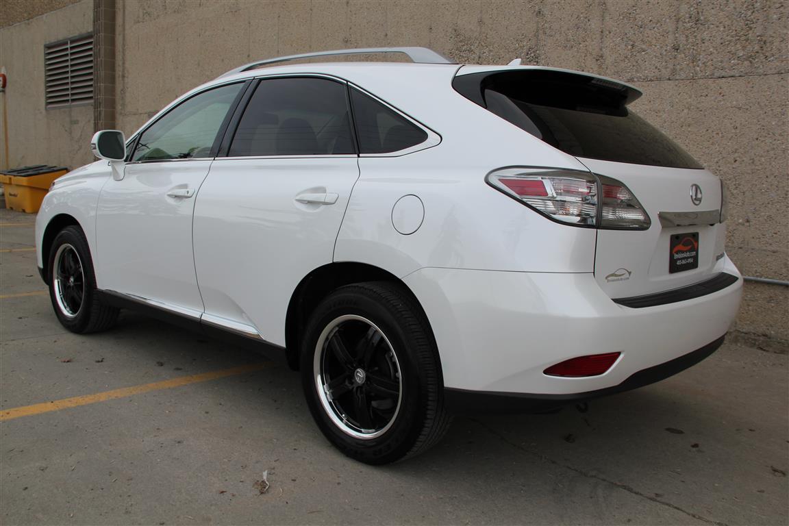 2011 Lexus RX350 AWD Custom Wheel Pkg Envision Auto
