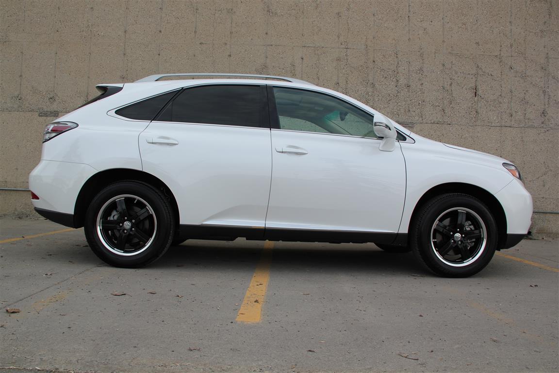 2011 Lexus RX350 AWD – Custom Wheel Pkg - Envision Auto