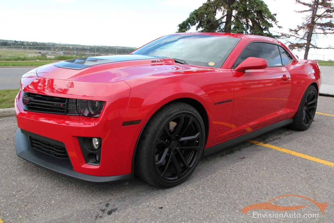 2013 chevrolet camaro zl1 envision auto. Black Bedroom Furniture Sets. Home Design Ideas