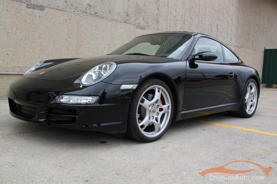2008 Porsche Carrera S Coupe Envision Auto