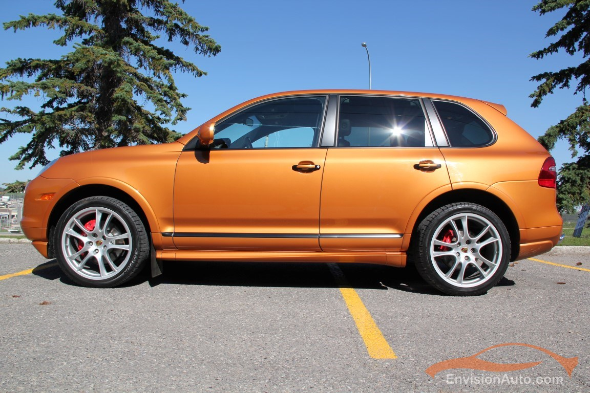 Ford Extended Warranty >> 2008 Porsche Cayenne GTS AWD Tiptronic – Loaded! - Envision Auto